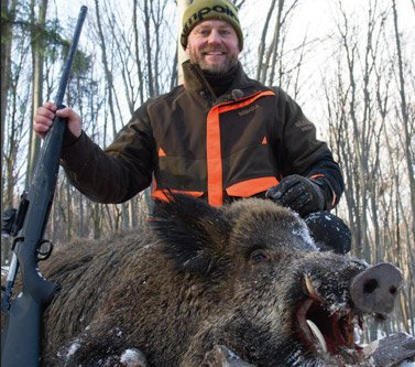 Schwarzwildfieber 8 (Wild Boar Fever 8) Hunters Video No. 113 -
